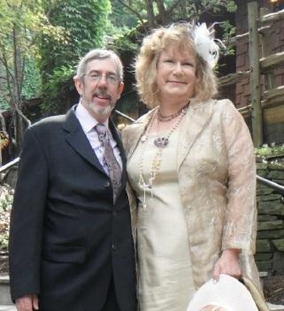 Murray and wife Maxyne