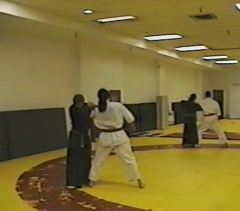 Murray Melville Black Belt Grading